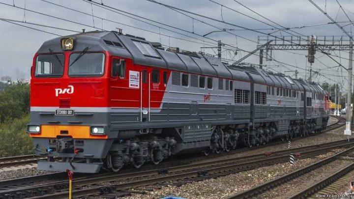 В Мысках на улице Трактовой мужчину сбил поезд
