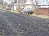 Жители возмущены отсыпкой дороги на улице Сенная