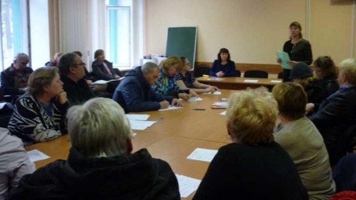 В центре занятости населения Мысков прошел День открытых дверей для граждан предпенсионного возраста