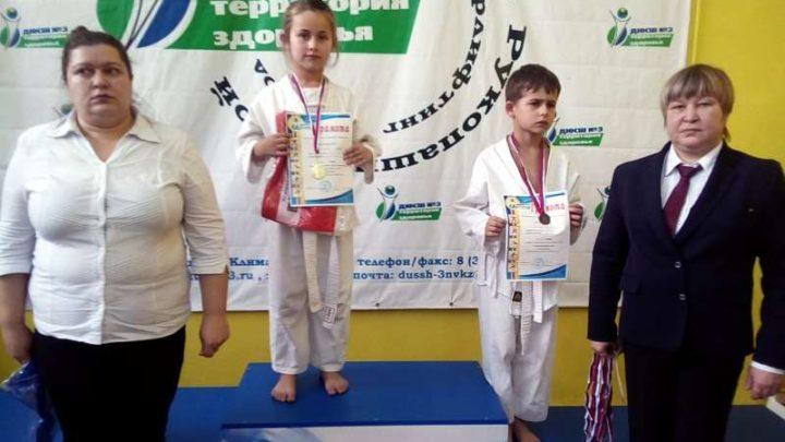 Дзюдоисты из Мысков забрали большинство призовых мест на соревнованиях в Новокузнецке