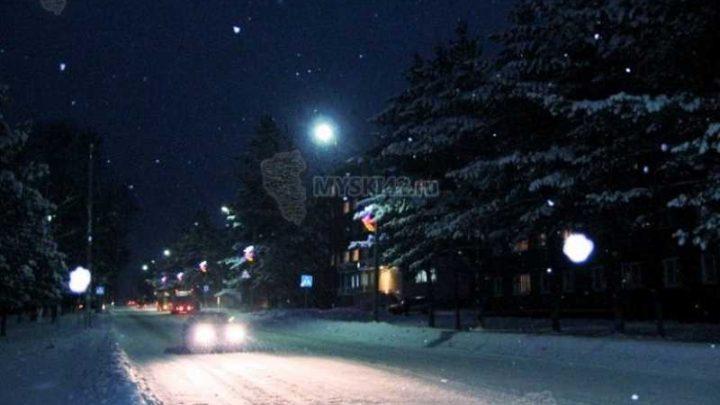 Погода в Кузбассе: до выходных то прохладно, то ветрено, а затем снова морозы