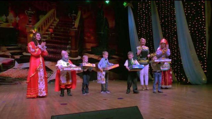 В городском центре культуры Мысков прошел конкурс «Маленький принц-2018»