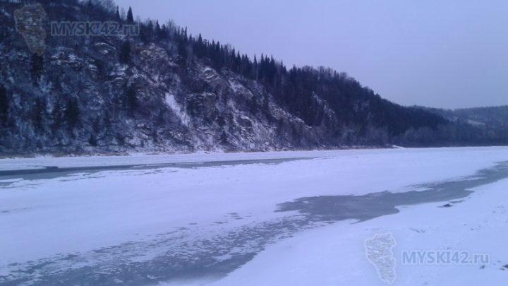 На реках Кузбасса начался шугоход