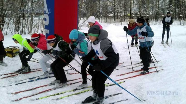 Лыжные гонки в Мысках: на трассе «Бородинская» состоятся соревнования на призы Деда Мороза