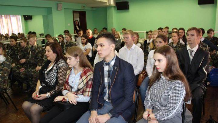Глава Мысков Дмитрий Иванов провел встречу с молодежью