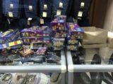 В Мысках полицейские пресекли продажу пиротехники в многоквартирном жилом доме