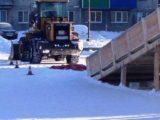 На снежном городке в Междуреченске водитель погрузчика задавил девочку