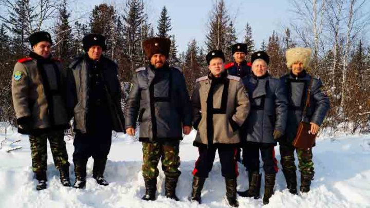 Мысковские казаки помогли поймать восемь нарушителей в лесах Кузбасса