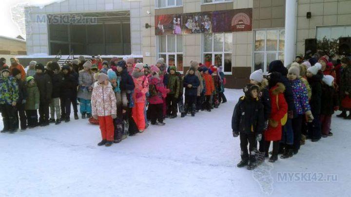 В Мысках прошел праздник Эскимо