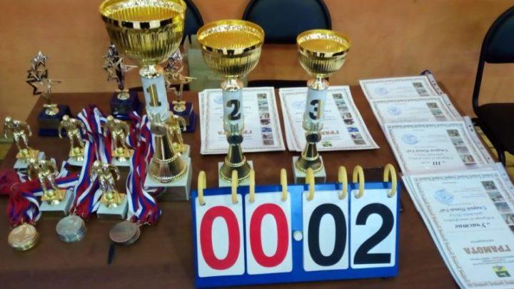 В СОК «Олимп» Мысков состоялся турнир по мини-футболу