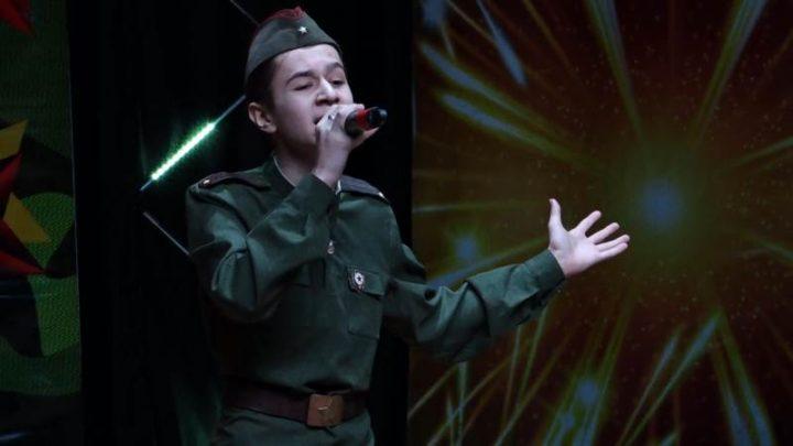 В Мысках прошел XVI фестиваль-конкурс патриотической песни «Виктория — 2019»