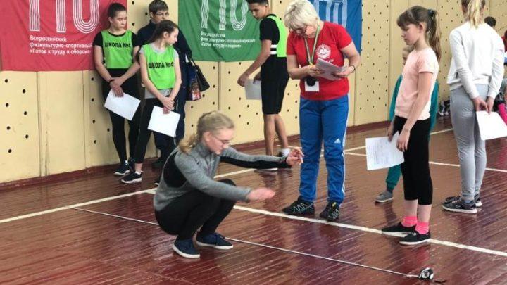 В Мысках прошел городской зимний этап Всероссийского физкультурно-спортивного комплекса «Готов к труду и обороне»