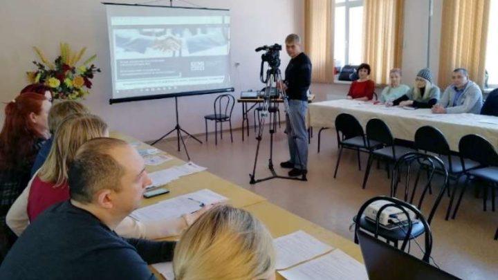 В Мысках прошел семинар для предпринимателей