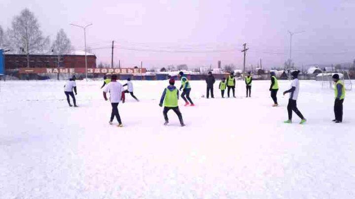 На СК «Энергетик» пройдет  Чемпионат Мысков по зимнему мини-футболу