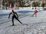Лыжная эстафета среди работников компании «Южный Кузбасс» прошла в Междуреченске
