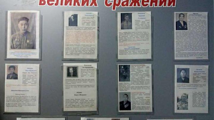 В Мысковском историко-этнографическом музее работает выставка «Защитники Отечества»