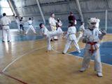 Каратисты Мысков начали подготовку к первому открытому первенству
