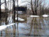 В Мысках на период паводка застраховано 650 жилых домов