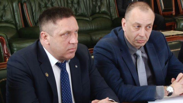 Губернатор Кузбасса встретился с главой Мысков и руководством разреза «Кийзасский» по вопросам соблюдения экологической безопасности