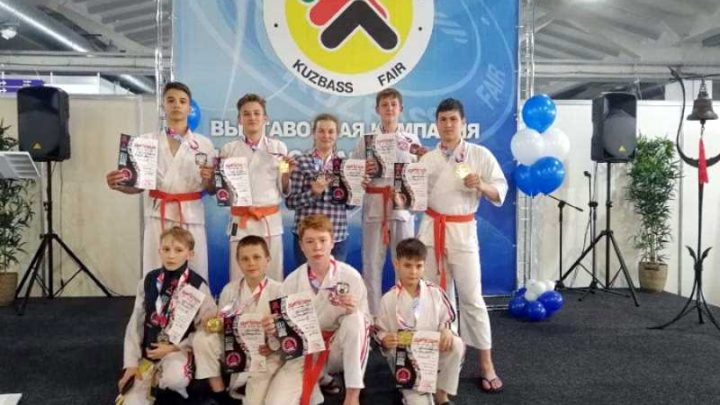 Мысковские каратисты успешно выступили на Первенстве спортивного клуба «Ронин»