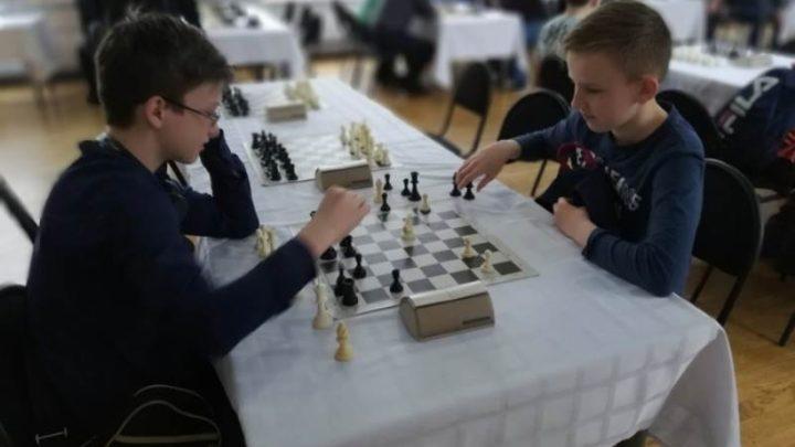 В Мысках прошел Кубок Кузбасса по быстрым шахматам