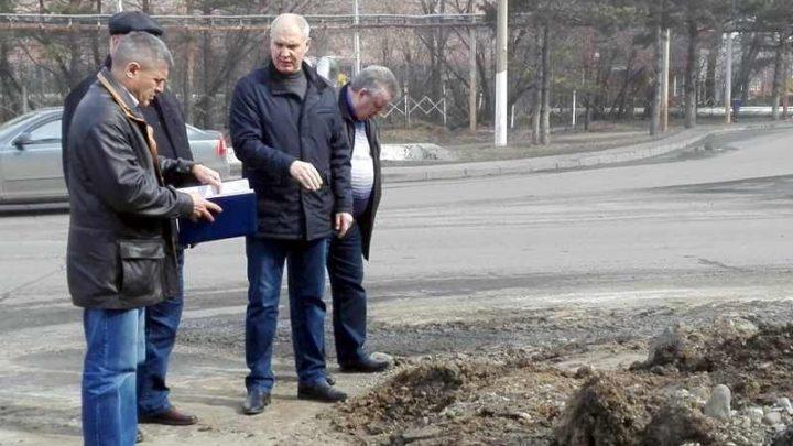 «Кузбасс-время быть первыми»: в ходе объезда главой города Дмитрием Ивановым был принят ряд решений, связанных с благоустройством городских территорий
