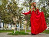 Мысковчанка Алина Акулякова стала призером конкурса «Краса Шории — 2019»