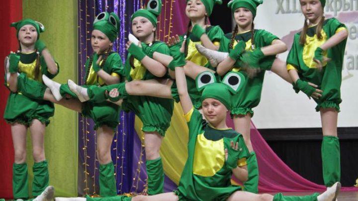 В Мысках состоялся XIII фестиваль-конкурс хореографических коллективов «Танцевальный калейдоскоп»