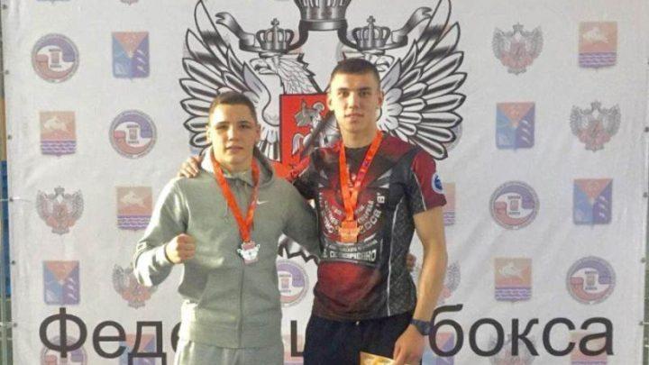 Мысковские боксеры заняли призовые места на Всероссийских соревнований