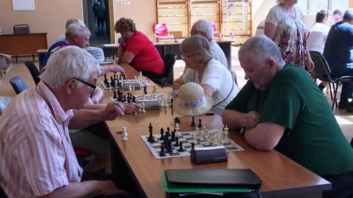 Мысковчане приняли участие в IX летней Спартакиаде ветеранов спорта Кузбасса