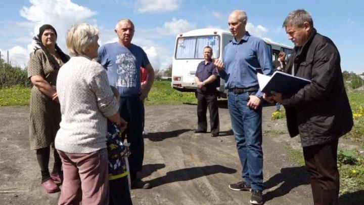 В Мысках улица Первомайская в частном секторе будет заасфальтирована