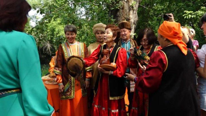 Мысковчане стали победителями на областном празднике «Абалар-Пайрам»