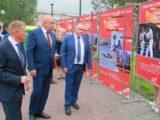 Мысковская делегация приняла участие в первом региональном фестивале строительных профессий «СтройКузбасс»