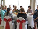 В Мысках прошла встреча со вдовами и родителями погибших шахтеров