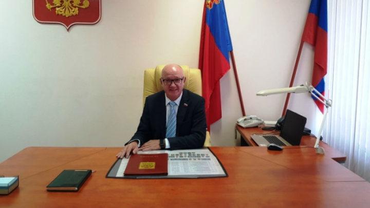 В Мысках избран председатель Совета народных депутатов