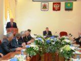 Евгений Тимофеев вступил в должность главы Мысковского городского округа
