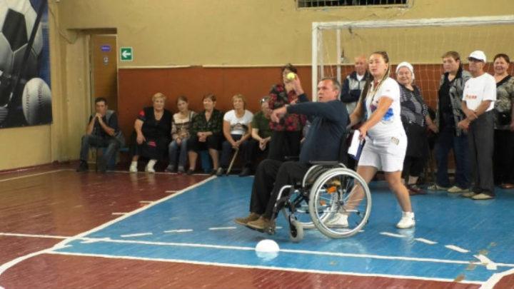 В Мысках прошли X открытые городские паралимпийские Игры