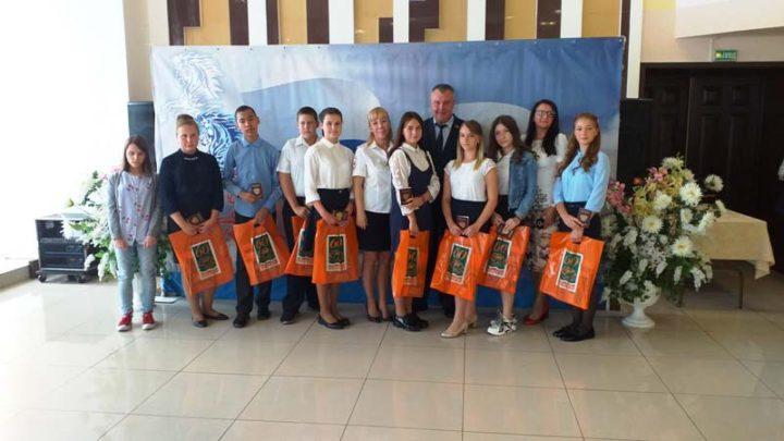 Юные мысковчане торжественно получили паспорт гражданина Российской Федерации