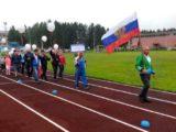 На стадионе «Энергетик» прошел спортивный праздник, посвященный Дню физкультурника
