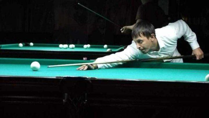 Мысковчанин Александр Михайлов стал бронзовым призером областного чемпионата по бильярду