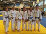 Дзюдоисты из Мысков успешно выступили на областных соревнованиях