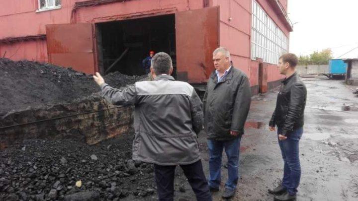Глава Мысков Евгений Тимофеев провел объезд городских территорий
