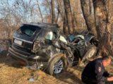 Мэр города Абакан погиб в автокатастрофе