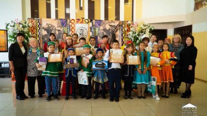 В Мысках прошел I областной детский конкурс чтецов «Литературная Шория»