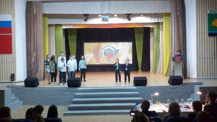 В Мысках состоялся осенний Кубок КВН, лиги города «М»