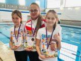Мысковские пловцы успешно выступили на турнире в Новокузнецке