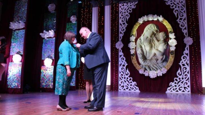 В Городском центре культуры прошел торжественный прием, посвященный Дню матери
