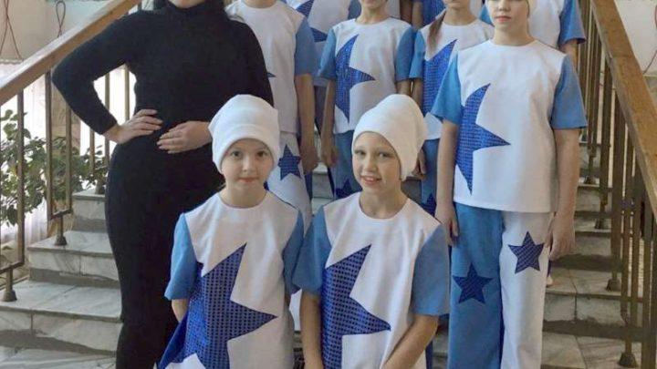 Коллектив ДК им.Горького «Мандарин» успешно выступил на конкурсе «Сибирь зажигает звезды