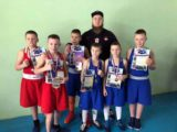Боксеры Мысков успешно выступили на соревнованиях в Прокопьевске и Шерегеше