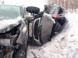 В Мысках произошло смертельное ДТП с участием Kia и Toyota